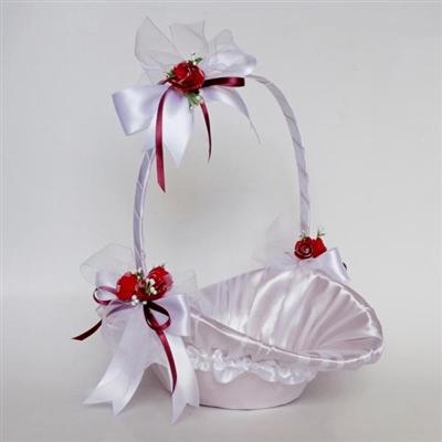 Кошничка за сватбени късмети или подаръчета