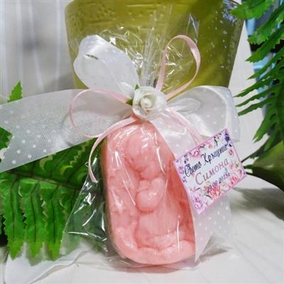 Подаръче за кръщене - Сапунче