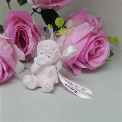 Розово ангелче