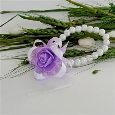 Сватбена гривна с перли