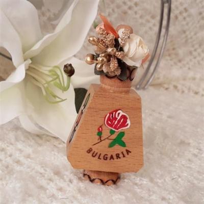 Традиционен мускал с розово масло