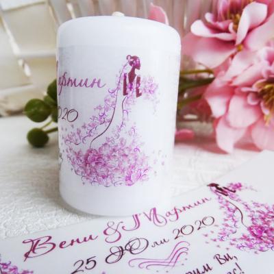 Сватбени Свещички