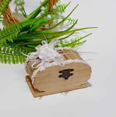 Кутийка за сватбени халки